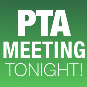 PTA General Meeting @ Stafford Middle School library